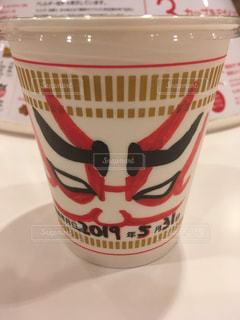 歌舞伎カップヌードルの写真・画像素材[3207320]