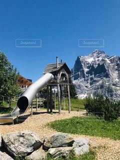 山の像の写真・画像素材[3203282]