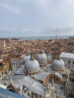 ヴェネツィアの景色の写真・画像素材[3203894]