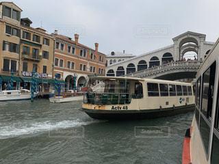ヴェネツィアの水上バスからの写真・画像素材[3203901]