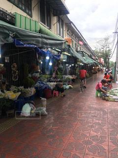 タイのフラワーマーケット写真の写真・画像素材[3206058]
