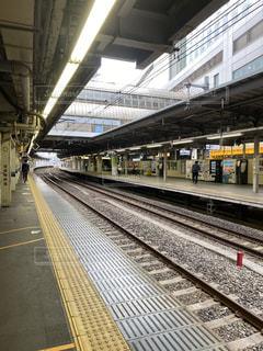 駅のホームの写真・画像素材[3207426]