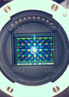 レンズを外したカメラの写真・画像素材[3304871]