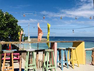 マクタンニュービーチの写真・画像素材[3221676]