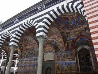 ブルガリアの教会の写真・画像素材[3229731]