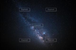 天の川の写真・画像素材[3216830]