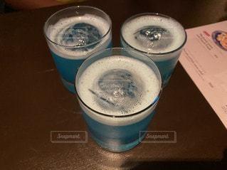 チャイナ・ブルーの写真・画像素材[3367168]