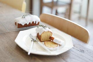 レモンケーキの写真・画像素材[3303179]