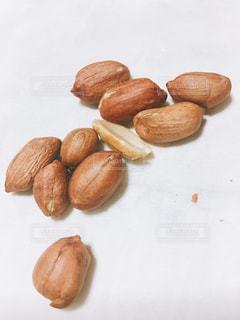 ピーナッツの写真・画像素材[3224007]