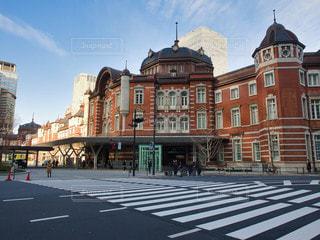 JR東京駅 丸の内南口の写真・画像素材[3237153]