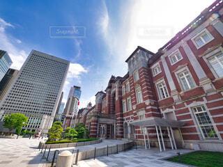東京駅南口の写真・画像素材[4608657]