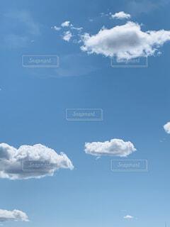 空の雲の群の写真・画像素材[4248985]