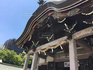 神社の写真・画像素材[131663]