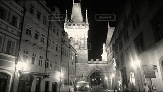 ハンガリーの夜の写真・画像素材[3234083]