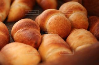 大好きな塩パンの写真・画像素材[3243807]