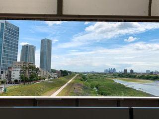 晴れの日の二子玉川駅の写真・画像素材[3245954]