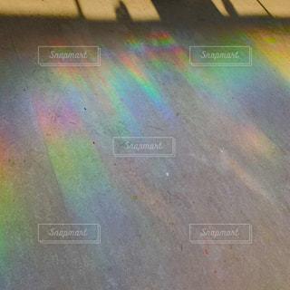反射した光の写真・画像素材[3294883]