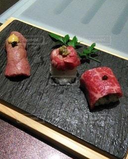 肉寿司の写真・画像素材[3251732]