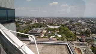 展望ホールからの眺めの写真・画像素材[3333863]