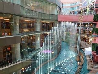 噴水の写真・画像素材[3400681]