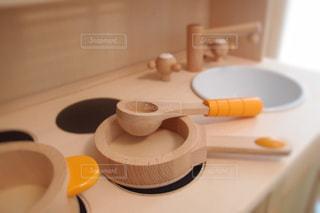 キッチンの写真・画像素材[136214]