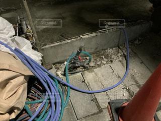 工事現場の写真・画像素材[3316983]