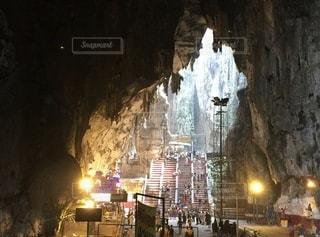 バトゥ洞窟の写真・画像素材[3358918]