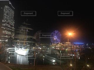 夜景の写真・画像素材[136251]