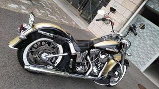 バイクの写真・画像素材[3294574]