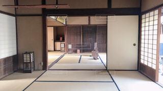 福沢諭吉旧居内部の写真・画像素材[3990253]