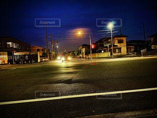 夜の風景の写真・画像素材[3303111]