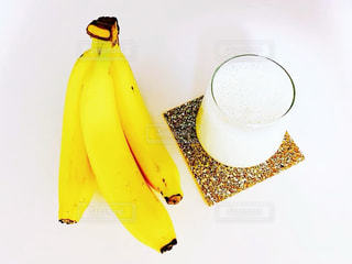 バナナジュースの写真・画像素材[3304850]