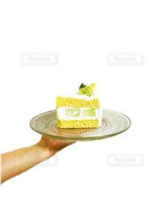 メロンケーキの写真・画像素材[3393464]
