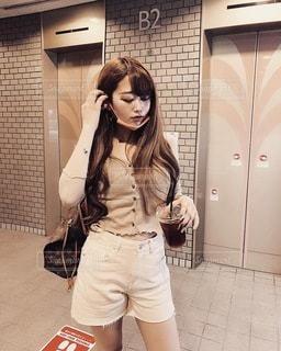 Todays fashionの写真・画像素材[3278264]