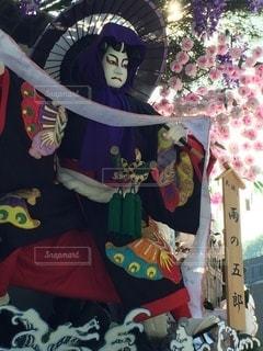 盛岡秋祭りの写真・画像素材[3292003]