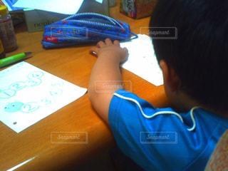 子どもの写真・画像素材[136715]