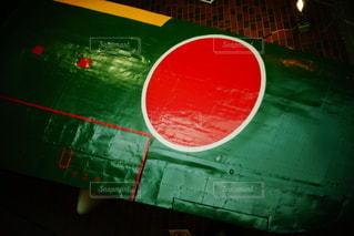零戦の翼の写真・画像素材[3277160]