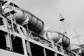 横浜港の氷川丸の写真・画像素材[3277170]