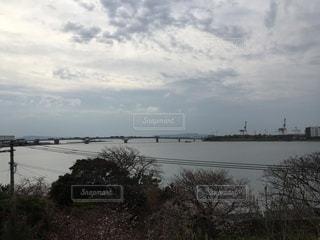 海と雲の写真・画像素材[3285614]