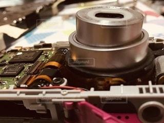 カメラのクローズアップの写真・画像素材[3279165]