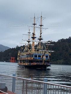 海賊船の写真・画像素材[3276988]