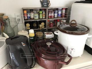 キッチンの写真・画像素材[3497367]