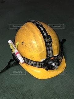 ヘルメットの写真・画像素材[3304016]