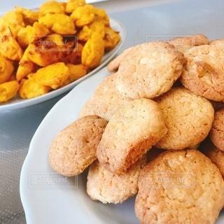 手作りクッキーの写真・画像素材[3285861]