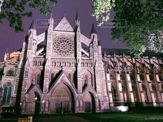 ロンドンの教会の写真・画像素材[3376205]