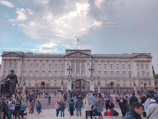 バッキンガム宮殿の写真・画像素材[3376210]