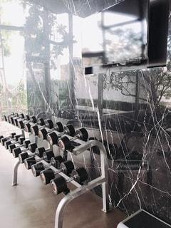 トレーニングルームの写真・画像素材[3376241]