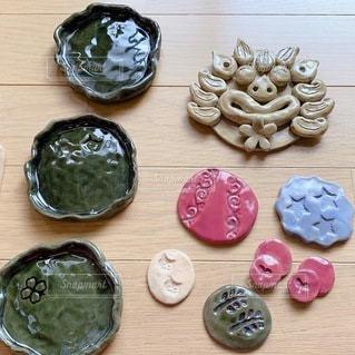 趣味の陶芸作品の写真・画像素材[3364673]