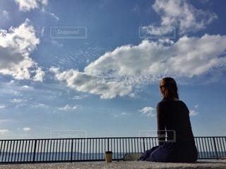 宮古島でのまったりの写真・画像素材[3392853]
