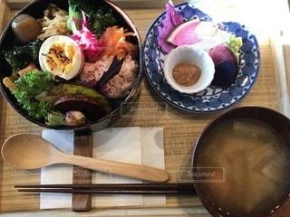 鮮やかカフェ飯②の写真・画像素材[3301065]